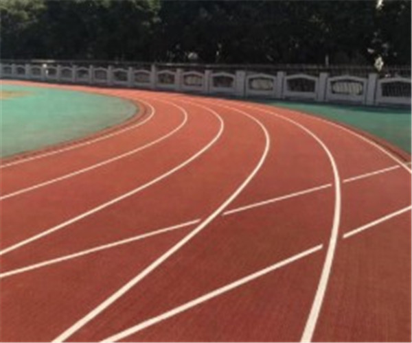 Full PU Running Track